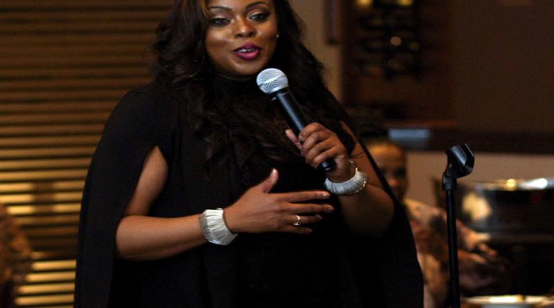 "Meet the New York's ""Trumpet Lady"" Syreeta Thompson _www.usmag.club"